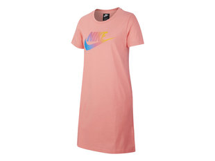 NIKE G NSW TSHIRT DRESS FUTURA CJ6927-668