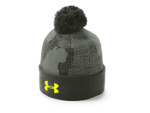 UNDER ARMOUR BOYS POM BEANIE UPD 1318595-492