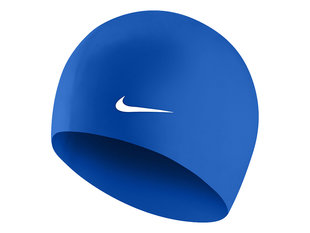 NIKE SOLID SILICONE CAP 93060-494