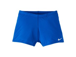 NIKE SWIM POLY SOLID AQUASHORT NESS9742-494