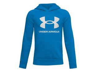 UNDER ARMOUR UA RIVAL FLEECE HOODIE 1357585-428