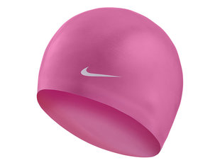 NIKE SOLID SILICONE CAP 93060-659
