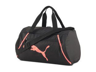 PUMA AT ESS BARREL BAG PEARL 077854-03