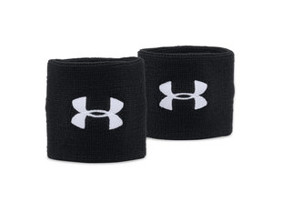 UNDER ARMOUR UA PERFORMANCE WRISTBANDS 1276991-001