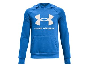 UNDER ARMOUR UA RIVAL FLEECE HOODIE 1357585-436